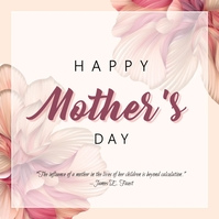 """Mother's Day Celebration Template"" Logo"