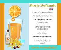 #drinking #drinks #drink #cocktails #mocktail Rettangolo medio template