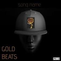 #rapper #rap #hiphop #music #artist #trap #pr Capa de álbum template