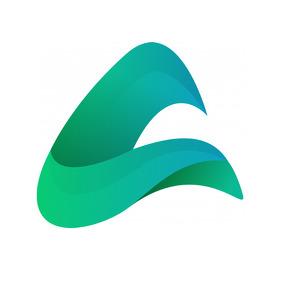'A' Alphabet logo