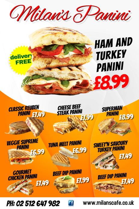 Panini special Poster