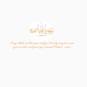 04 Eid Adha Mubarak