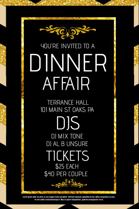 Dinner Affair