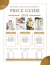 Modern Photography Price List