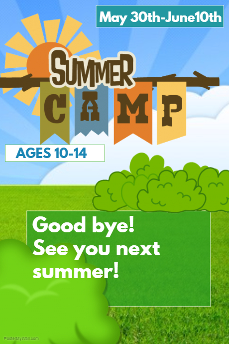 Copy of Summer Camp