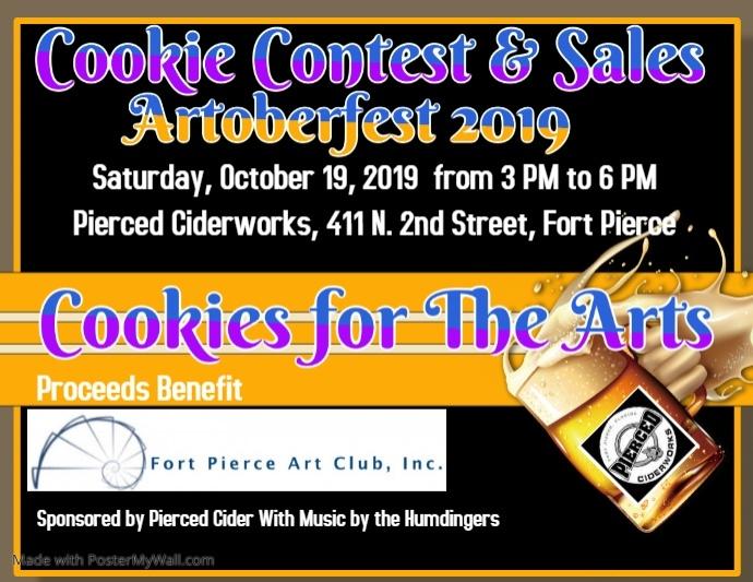 ARToberfest Cookie Contest