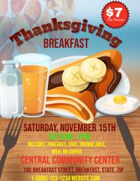 Thanksgiving Breakfest