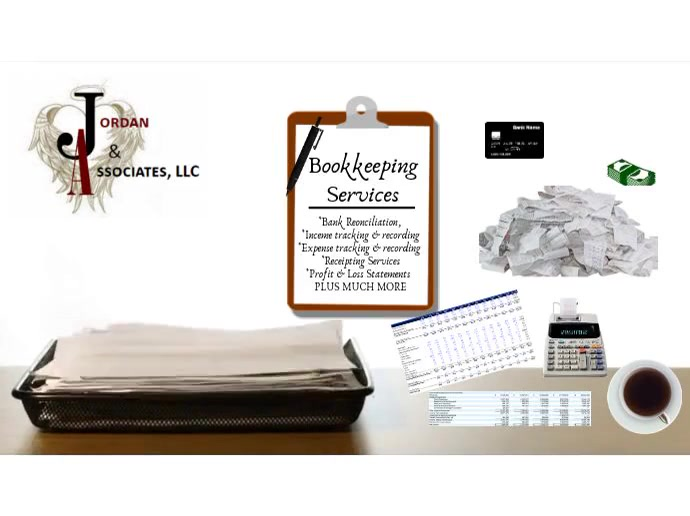 BOOKKEEPING SERVICES VIDEO AD