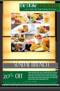 Brunch Coupon