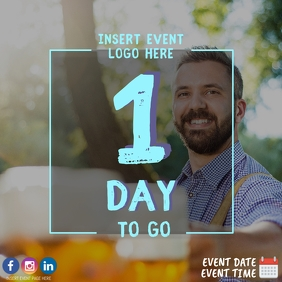 1 Day to Oktoberfest Event Countdown