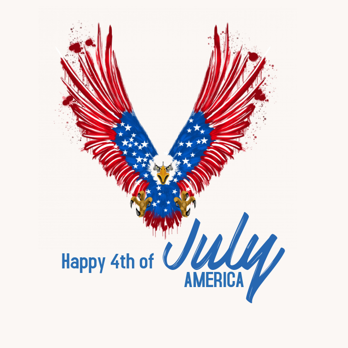 10 4th of July Pos Instagram template