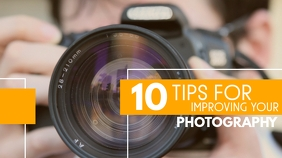 10 tips for improving your photography