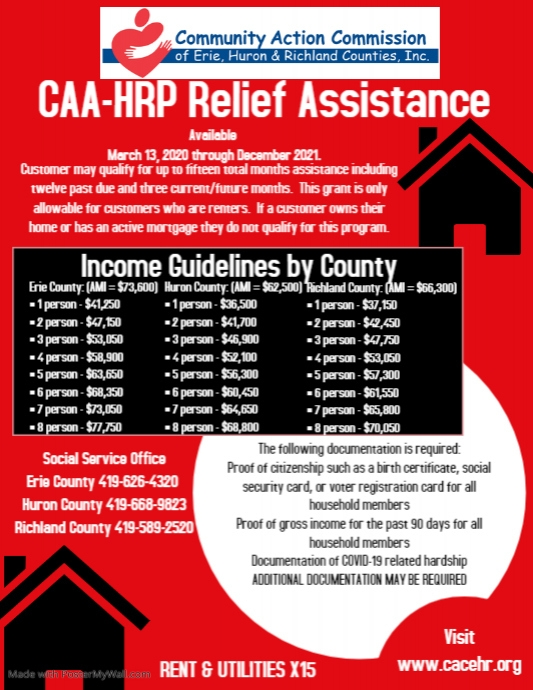 CAA-HRP Flyer (US Letter) template