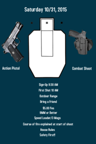 Combat Shooting Template