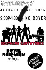 Basic Black White Printable Band Concert Event Bar Flyer Show AD Venue