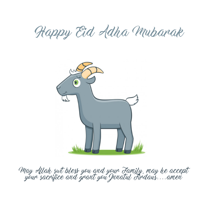 12 Eid Adha Mubarak