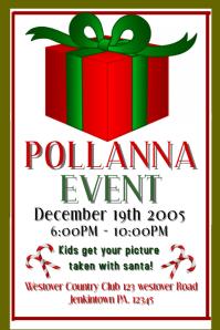 pollyanna christmas - Christmas Pollyanna