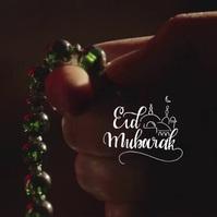 134 Eid Al Fitr Instagram-Beitrag template