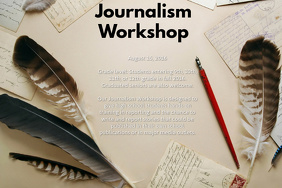 Journalism Workshop