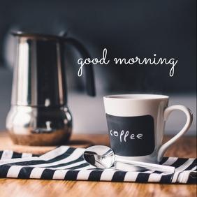 19 Good Morning Instagram Plasing template