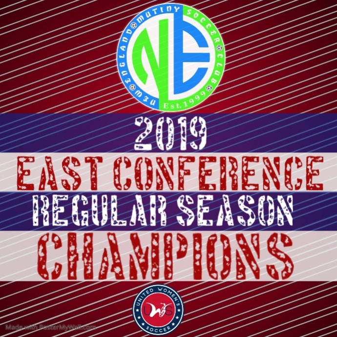 Reg Season Conf Champs Instagram-opslag template