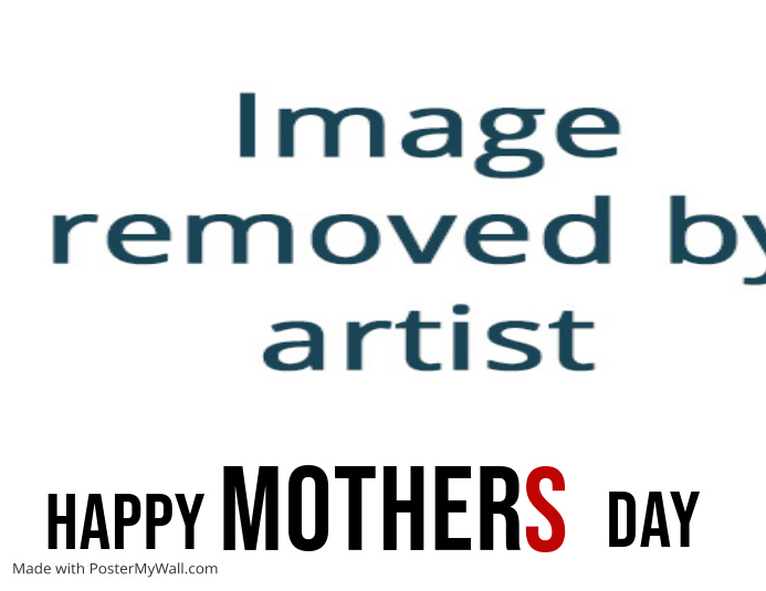 2 Moms Mother S Day Card Template Postermywall