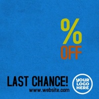 20% to 50% sale animation instagram video