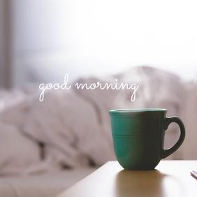 20 Good Morning Instagram Post template