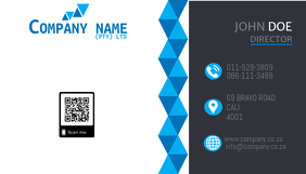 2018 Business card