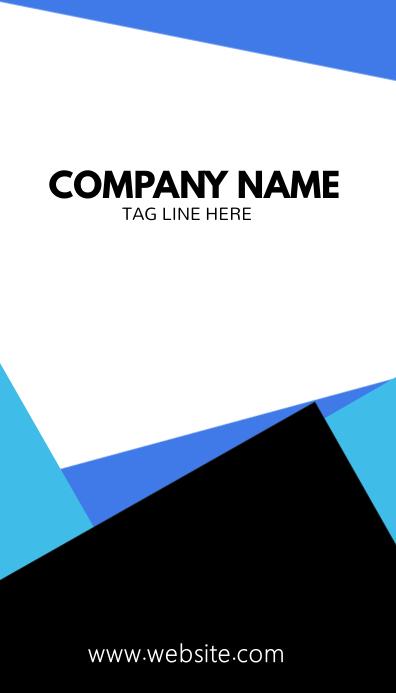 2020 Business card Visitekaartje template