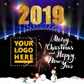 2019 Christmas & New Year Greeting