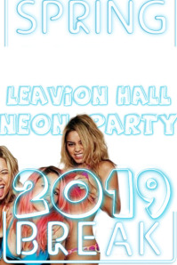 2019 NEON Party Event