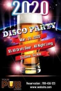 Disco Party 2020