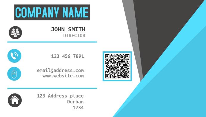 2019 Sleek Business Card