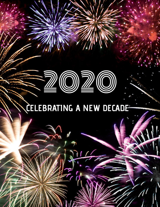 is 2020 a new decade