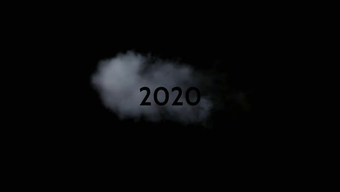 2020 poster Template