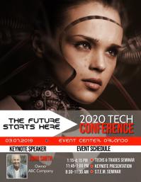2020 Tech Conference - AI Girl