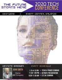 2020 Tech Conference - Purple