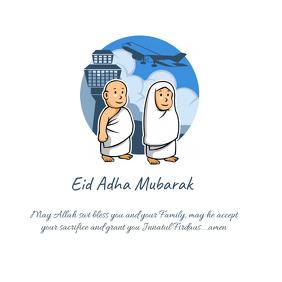 21 Eid Adha Mubarak