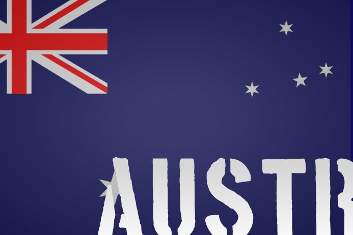 Australia Flag - World Cup