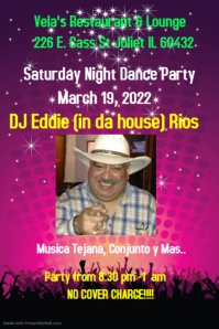Tejano Night