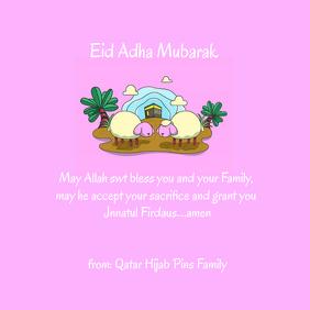 24 Eid Adha Mubarak