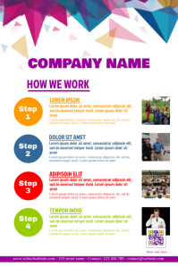 Customize 5840 small business poster templates postermywall click a template to customize wajeb