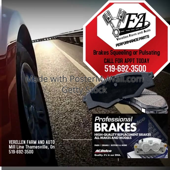 Need Brakes ? Call Now