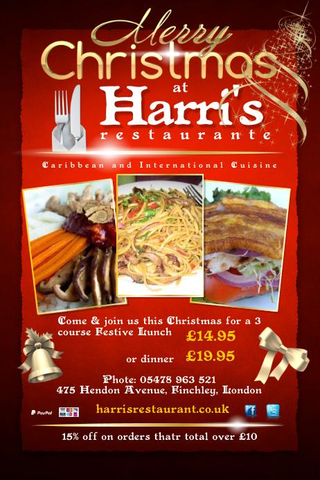 Christmas at Harris
