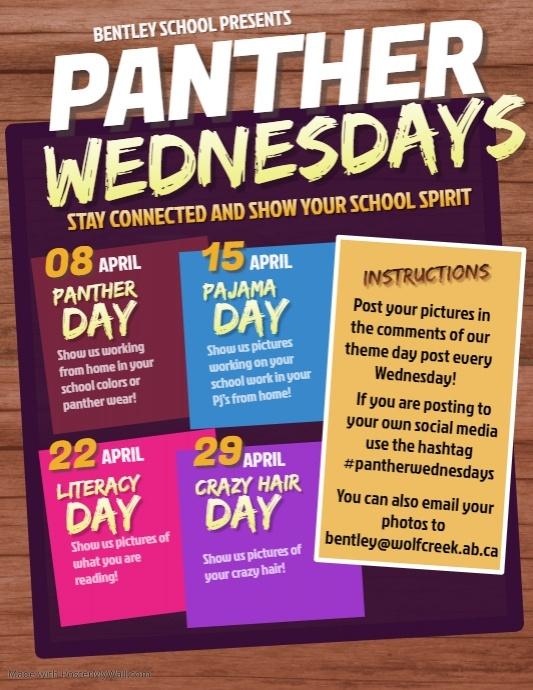 Copy of Spirit Week Flyer