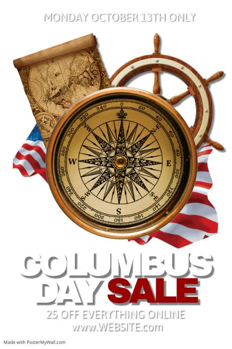 Columbus Sale