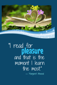 Love reading thought