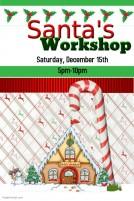 Santa's Workshop Template