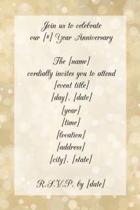 template of invitation card